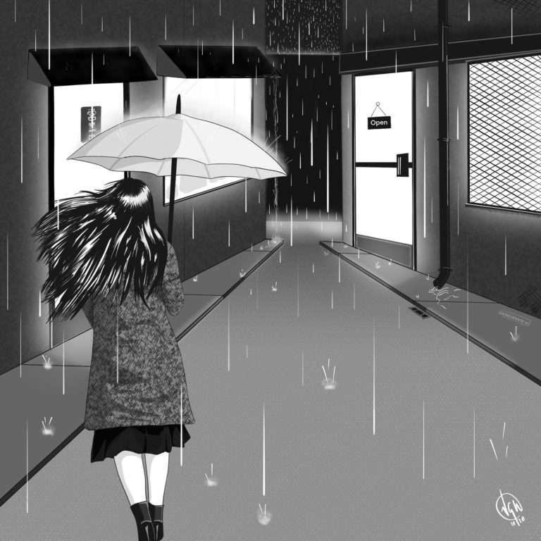 The Ominous Walk