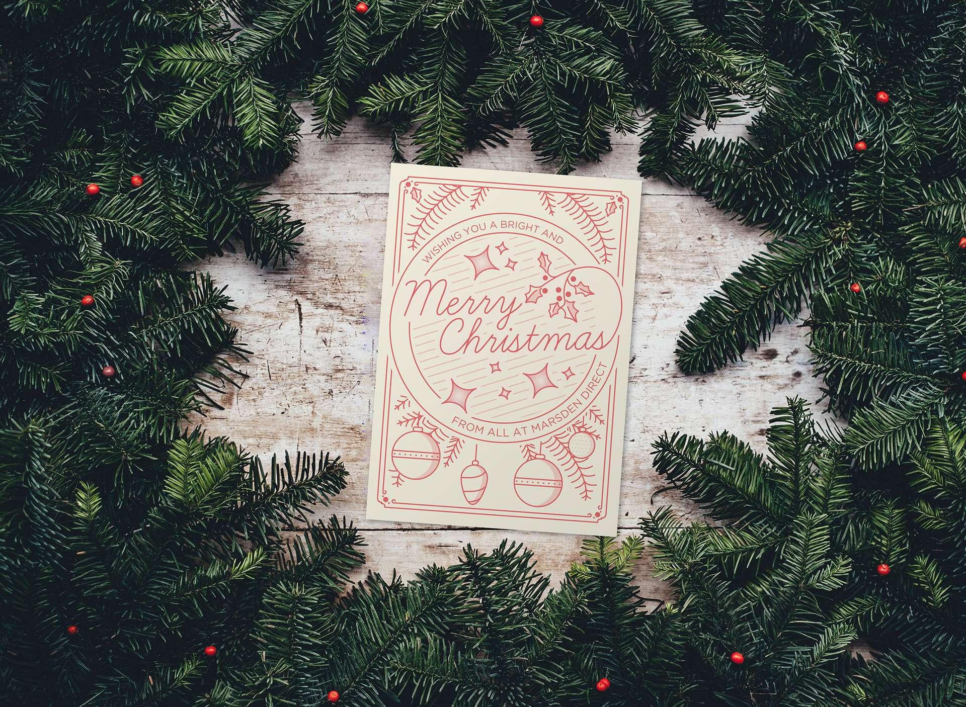 Corporate Christmas Card