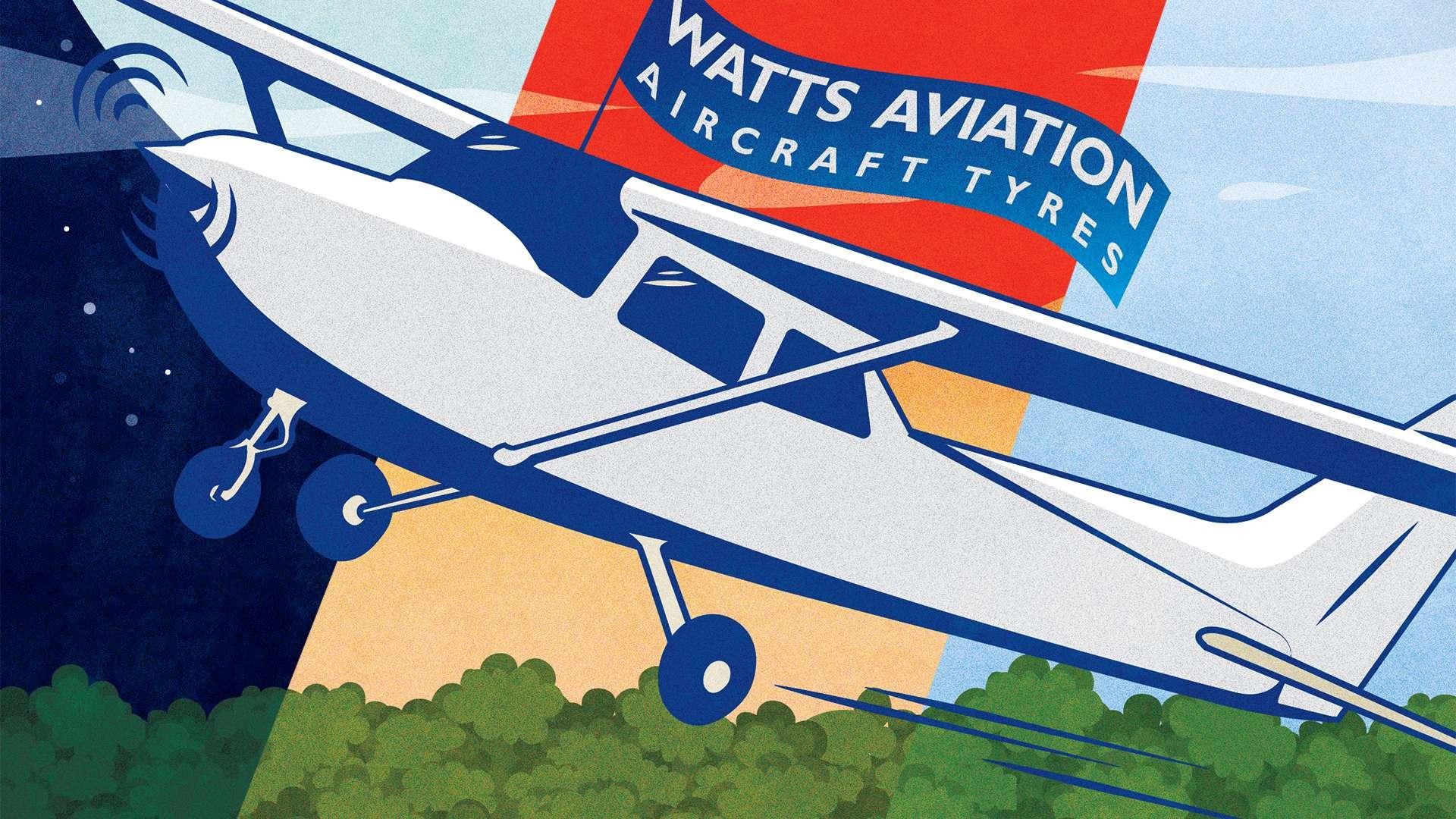 Aviation Coasters