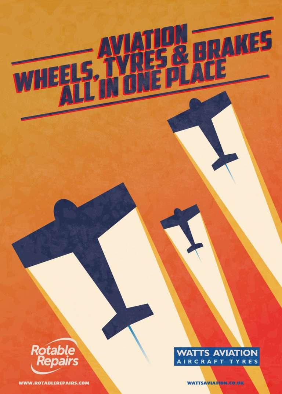 Aviation Stand Graphics