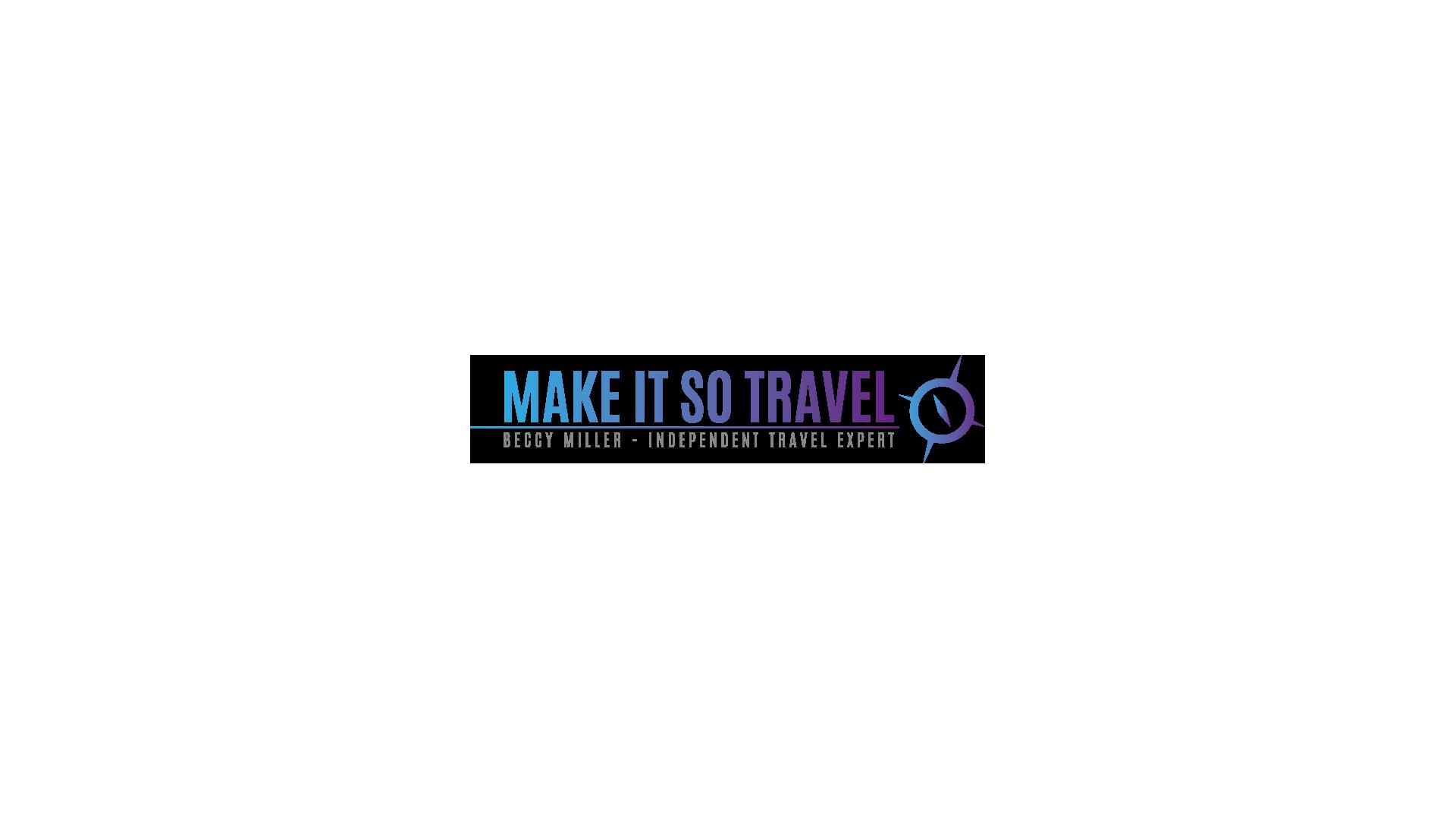 Make it So Travel Logo